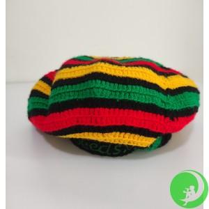 Шапка растаманская #2 подарочная LunaSeeds ручной работы
