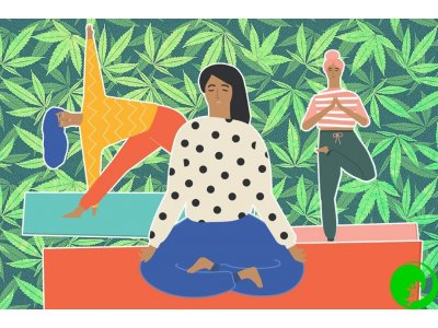 Марихуана и медитация. Зачем нужно медитировать?